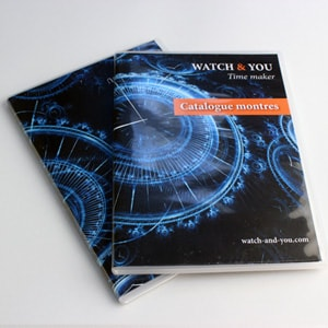 DVD : impression et gravure