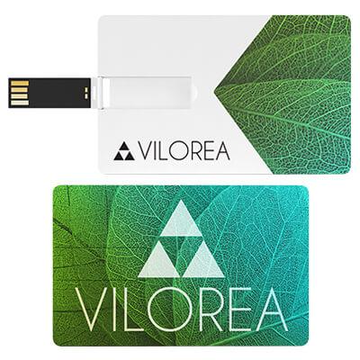 Clé USB plate Carte personnalisable