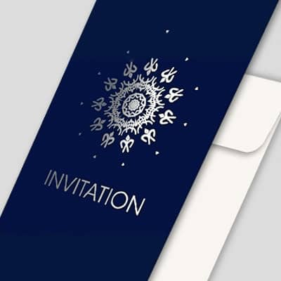 Invitations luxe avec dorure  1 COPY-TOP