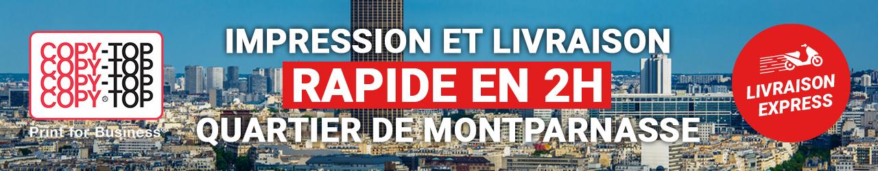 Bienvenue à Montparnasse