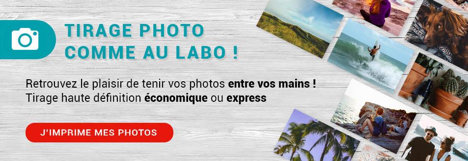 Imprimez facilement vos photos en ligne