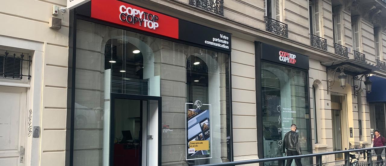 Bienvenue à Champs-Élysées