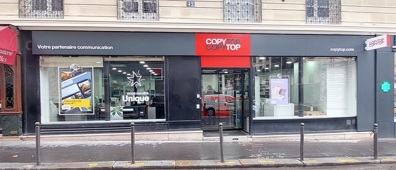 Bienvenue à Trocadéro - Longchamp