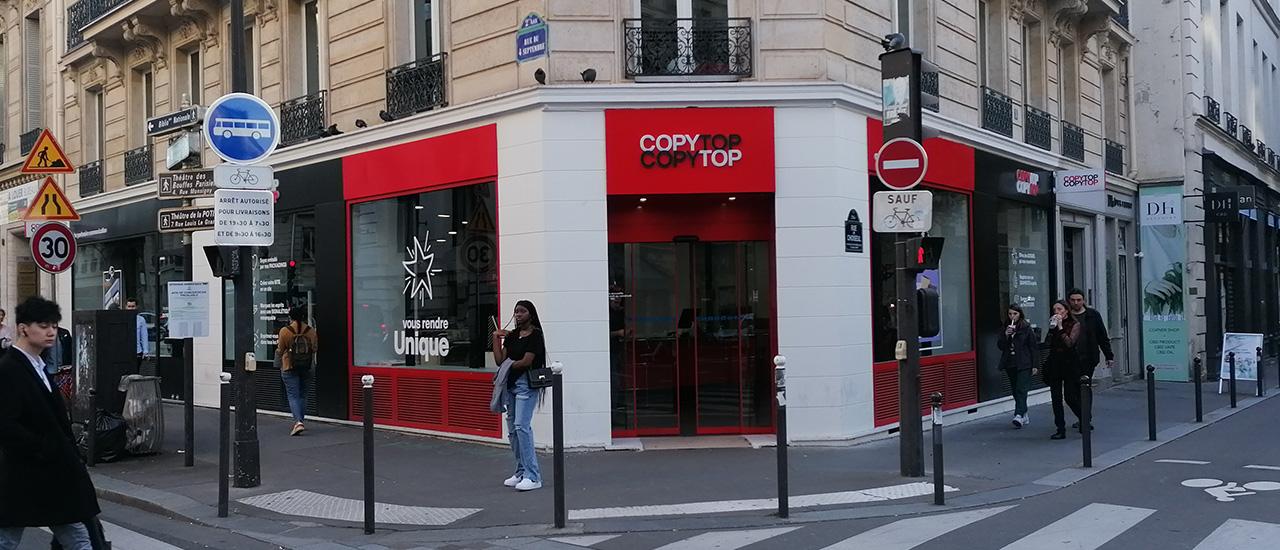 Bienvenue à Opéra-Bourse