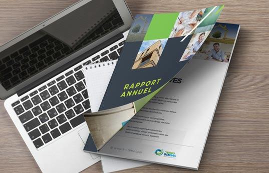 Imprimez votre rapport et bilan (entreprise)