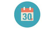 Règlement 30 jours fin de mois