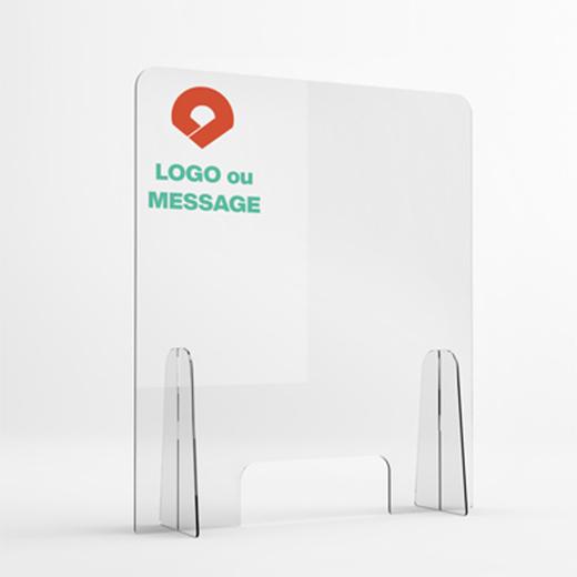 Ecran plexiglas